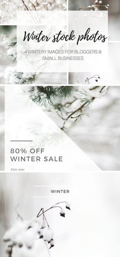 50 % OFF Winter stock photos  - Product Mockups