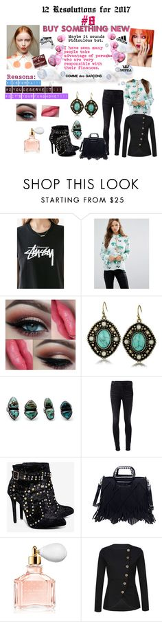 """""""It's just a suggestion, when you start a list, Should You Pick Number 1? YES! It is not selfishness."""" by cherizard ❤ liked on Polyvore featuring adidas, Crooks & Castles, Supra, Stussy, Comme des Garçons, Minimum, Jessica Simpson, Child Of Wild, Citizens of Humanity and Privileged"""