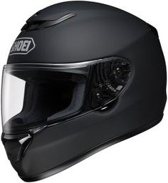 10. Shoei Solid Qwest Street Bike Motorcycle Helmet