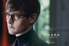 Prada glasses. I absolutely love my Prada glasses and this brand!
