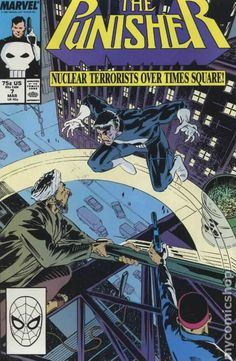 Punisher (1987 2nd Series) 7
