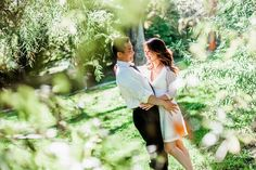 Phuong & Giang |Seattle Engagement @ The Arboretum » Ben B. Photography
