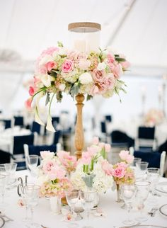 Trending: High Centerpieces That'll Wow Your Guests - Style Me Pretty