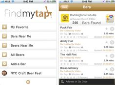 10 great beer apps for tour smartphone (updated 3/2012)