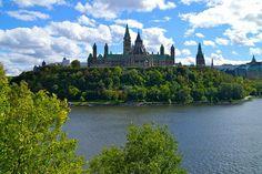 Ottawa Skyline Ottawa, ON #AdditionElleOntheRoad