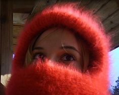 Gros Pull Mohair, Wooly Hats, Angora, Balaclava, Headgear, Catsuit, Wool Sweaters, Mittens, Wraps
