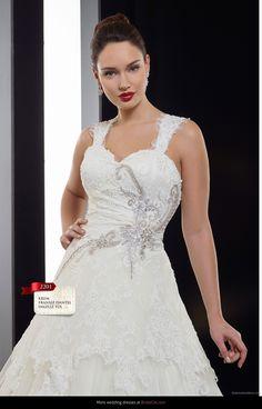 💟$373.99 from http://www.www.hochzeitheit.com 💕💕Angelo Bianca Abel 2201💕💕https://www.hochzeitheit.com/2693-angelo-bianca-abel-2201.html   #bianca #angelo #bridal #mywedding #weddingdress #bridalgown #wedding #abel