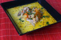 Pleurotus soup.