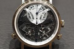Bregeut Tradition Chronograph Independent 7077