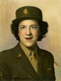 """""""100-year-old WAC shares Army memories"""" via Soldiers Live: Centenarian and World War II-era U.S. Army veteran Joan De Munbrun talks about life as an early member of the Women's Army Corps."""