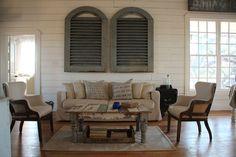 The Magnolia Mom – The Magnolia Mom Living Room #rusticcouchfixerupper (rustic couch fixer upper)