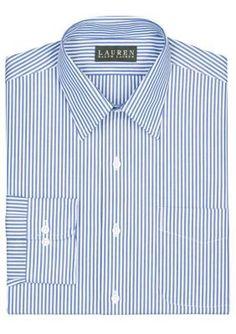 Lauren Ralph Lauren Dress Shirt  Slim-Fit Dress Shirt