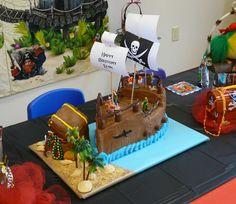 pirate birthday cake - Google Search