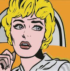 Roy Lichtenstein, Nurse 1964. #conceptualart #digitalart #fluxus #dada #fountain #marcelduchamp #popart #popshop #painting #applemac #appropriationart #photoshopcs3 #roylichtenstein #nurse #yoga #ayurveda #qigung #traditionalchinesemedicine #meditation #ancient #animalliberation #animalrights #humanrights #humanitarianaid #nomorehunger #envioronmentalprotection #nomorewar #freetibet #australiancontemporaryart #
