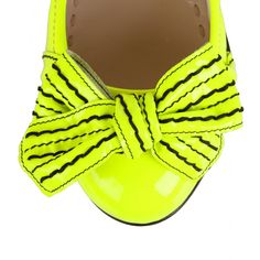 Neon Bow   #Shoes