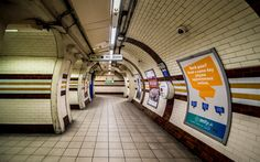 https://flic.kr/p/zNR9MN | Regent's Park Station | One of the quieter stations in central London.