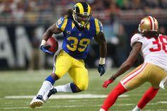 Steven Jackson, St. Louis Rams