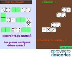 PROYECTO CANALS. Operaciones. Practicar la operaciones con números naturales a través de juegos sencillos.