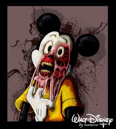 for those who dont know; mickey was made as a cartoon version of how disney saw himself.
