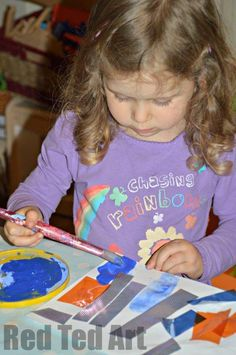 Simple creative projects to nurture creativity: exploring Mixed Media