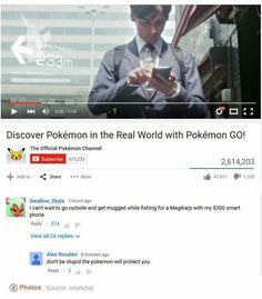XD Pokemon GO needs to be now
