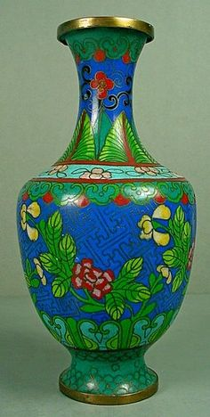 1000 Images About Cloisonne Part 3 On Pinterest Enamels Qing Dynasty And Chinese Antiques