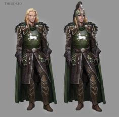 Well, actually, one does if one is Wes Burt, concept artist at Massive Black, whose recent work for Turbine's Lord of the Rings Online is well worth sharing.