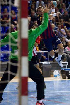@victortomas8 FC Barcelona #handball (@BanusAlex)