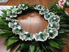 Maunaloa Ti Leaf Lei- love it!!