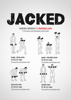 Jacked Workout