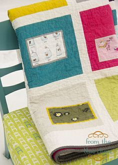 Heather Ross Snapshots Quilt3 | Flickr - Photo Sharing!