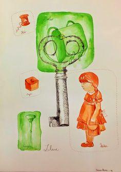 Gráfica a tinta china