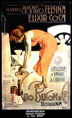 Vintage Italian Posters ~ #illustrator #Italian #posters
