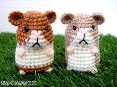 Hamsters (Free - Japanese - Use translation)