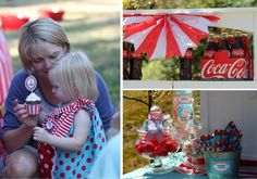 vintage carnival birthday party-03