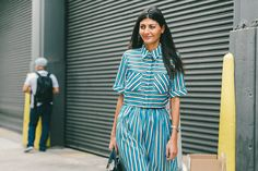 NYFW Street Style, Day Eight: One Last Romp Before London - NYFW Spring 2015 - Racked NY