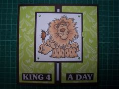 King 4A Day Gatefold