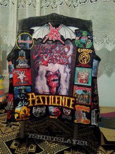 My New Battle Jacket!!