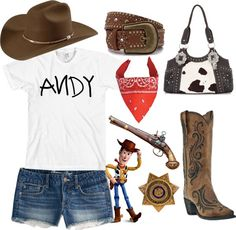 """""""Woody"""" by hotcowboyfan on Polyvore"""