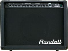 Randall RG75 G2 - my noisy li'l bastard