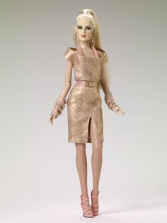 The Fashion Doll Chronicles: Tonner Dolls Spring 2012 mainline collection release: Precarious