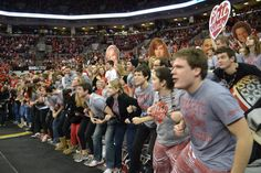 Ohio State Nuthouse - @The Schottenstein Center