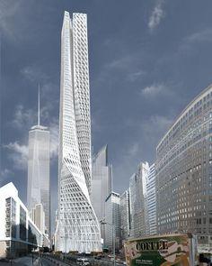 Edgar Street Towers, Greenwich South, Lower Manhattan