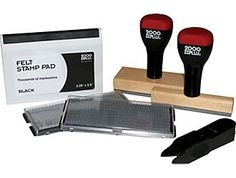 The 2000 Plus Custom Stamp Kit! I must get one of theses