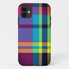 Rad Plaid Iphone 5 Case - Zazzle