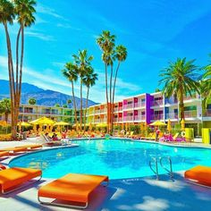 The Saguaro Palm Springs | Palm Springs Boutique Hotel