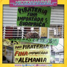 Los mejores artículos piratas de importación…