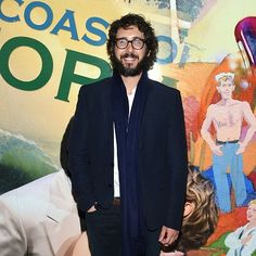 Singer/songwriter Josh Groban attends 'The Royale' Opening Night at the Mitzi E. Newhouse Theatre in NYC 3/7/16.