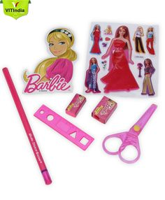 shop BARBIE GEOMETRY SET on 25% off in Gajapati only at vales international trade. For more details kindly visit  www.vitindia.com