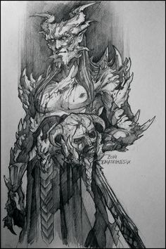 Skyrim World Eater by Otoimai
